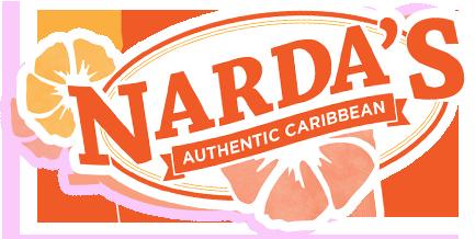Narda's Authentic Caribbean, Logo